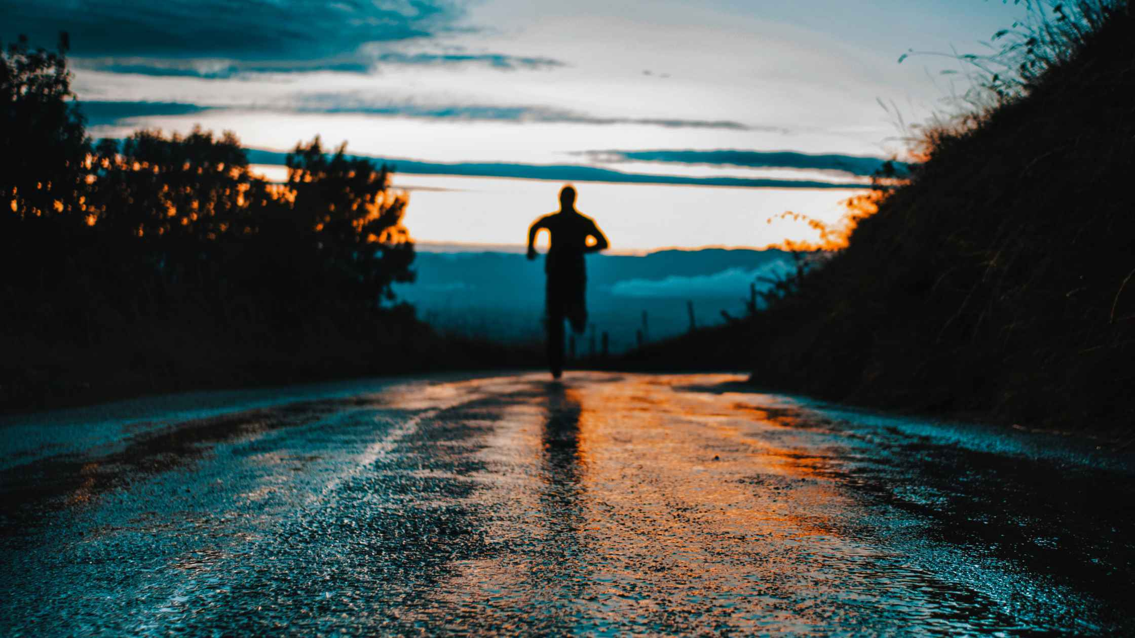 Waarom kunnen de eerste 15 minuten van je run zo zwaar aanvoelen?